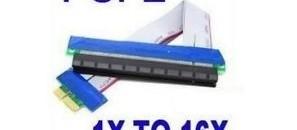 PCI-E Riser 1X To 16X