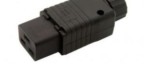 IEC320 C19 разъем (коннектор)